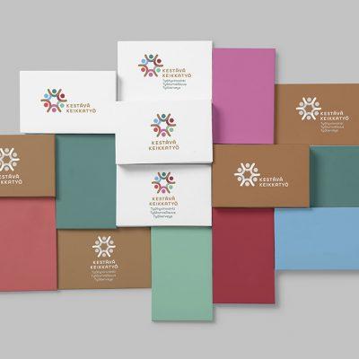 logo suunnittelu, design Tanja Kallio