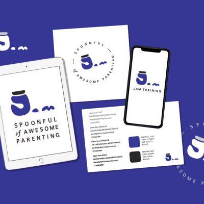 Logosuunnittelu, design Tanja Kallio